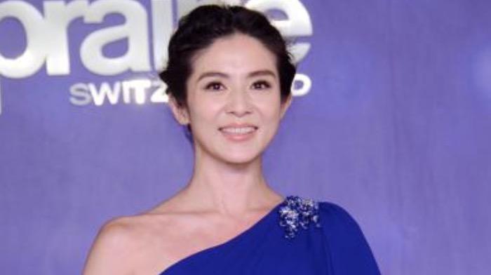 杨采妮怀孕 与老公邱韶智曾分手7年再复合