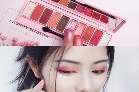 眼睛化妆技巧大盘点,眼睛小怎么化妆能显大?