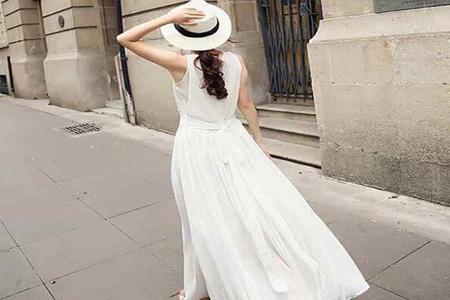 夏季连衣裙配什么鞋子好看?这三款搭配时髦好看又淑女