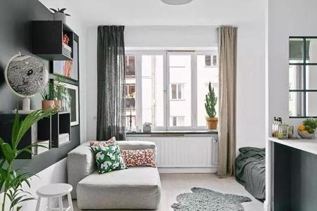 家居搭配轻装修重装饰时代,这五个软装搭配打造清新温暖的家