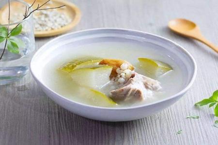夏至女性养生保健的汤,这三汤清热解毒养心