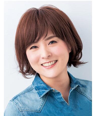 中年妇女大脸女生适合的短发发型图片大全