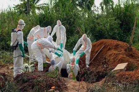 刚果埃博拉疫情,2020刚果暴发新一轮埃博拉疫情