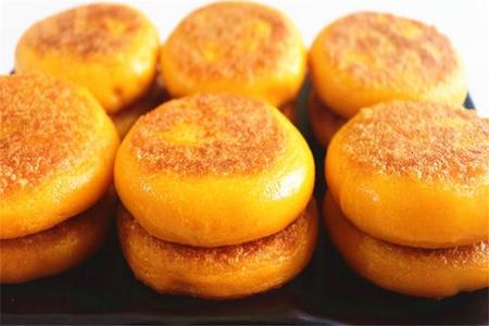 南瓜饼怎么做好吃又简单,这款南瓜饼的做法家常做法
