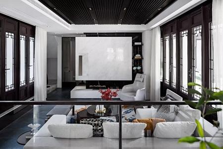 女性新中式家居设计,颠覆了现代与古典