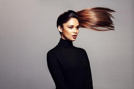 女性秀发护理不当,从而导致发量变少发质变差