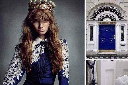 女性时尚家居,高级灰蓝色演绎优雅之美