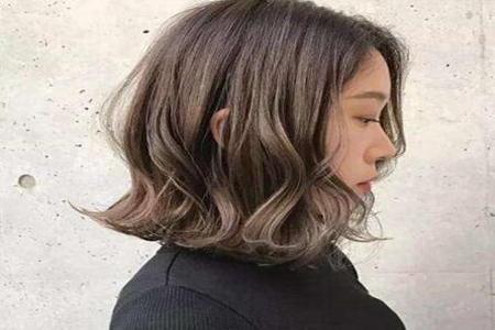 流行时尚发型短发,2020年女生流行五种短发发型