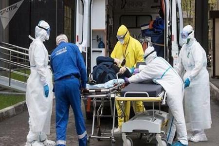 俄累计病例超40万,俄罗斯严峻形势疫情濒临爆发