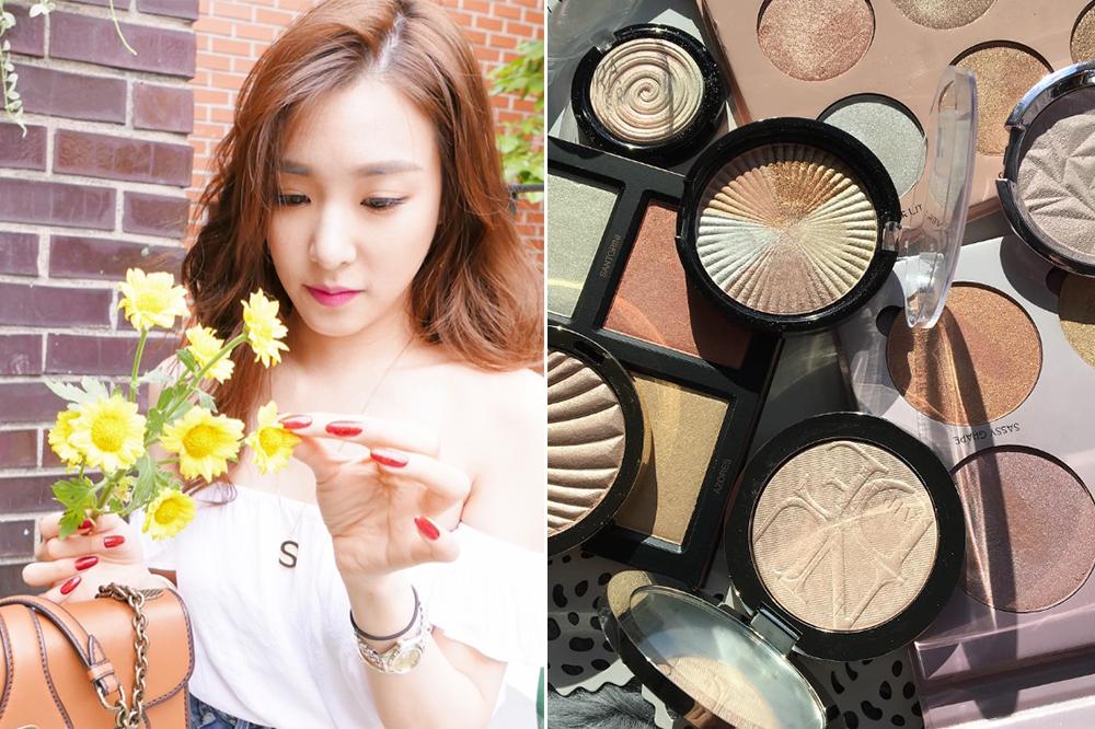 化妆打亮方法 不同脸型怎么打高光