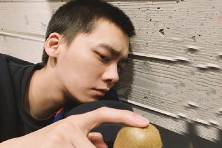 李易峰猕猴桃发型,网友:猕猴桃头型挺好看的!