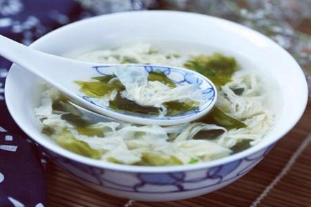 紫菜蛋花汤怎么做,紫菜蛋花汤家常做法原汁原味