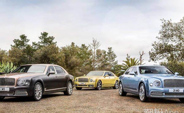 宾利是哪个公司的品牌 命途多舛的顶级豪车