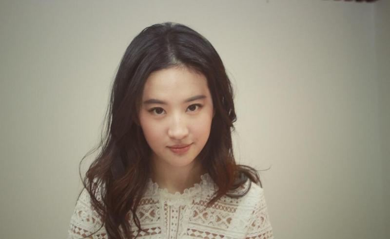 明星证件照大PK,尚雯婕年轻太软萌,刘亦菲不愧是神仙姐姐