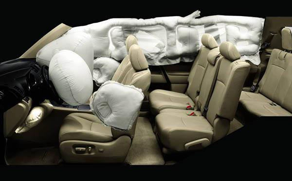 安全气囊多少钱一个 最全面的汽车安全入门知识