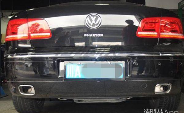 汽车改装排气违法吗 交警会不会拦你