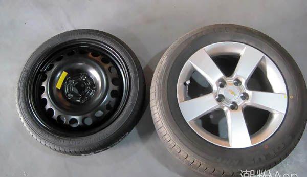非全尺寸备胎能跑多远 小一号的轮子要当心