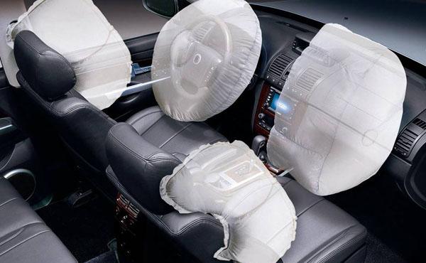 汽车安全气囊什么原理 它由几部分组成的