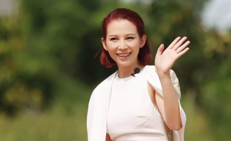 蔡少芬陪伴刘銮雄多年,嫁给张晋后,网友担心娘娘被嫌弃