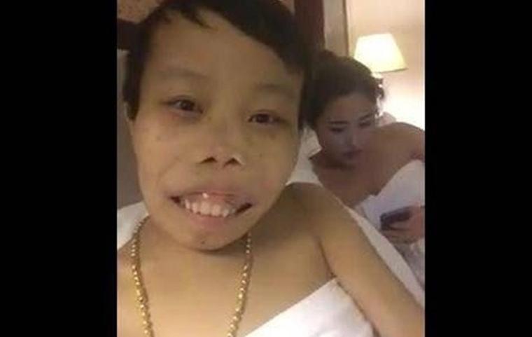 史上最丑富二代陈山 陈山与多名美女床照曝光