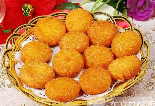 炸南瓜饼的做法步骤 南瓜的功效与作用