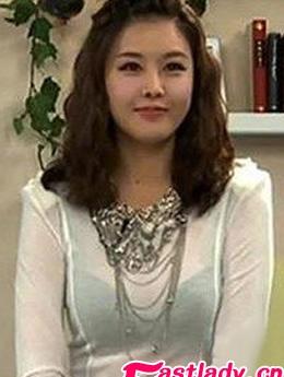 韩国气象女主播朴恩智穿透视装上镜遭非议