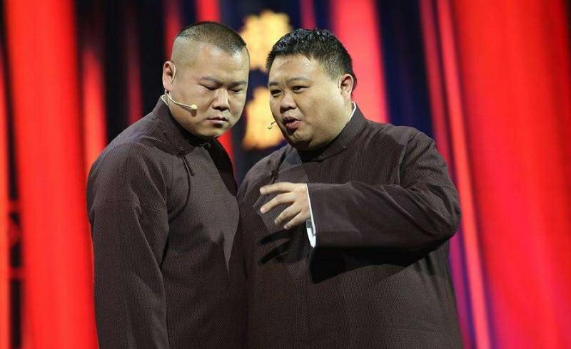 岳云鹏节目中讽刺国足被要求道歉,小岳岳仅说六个字