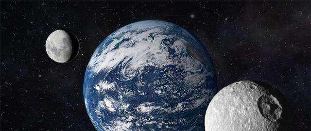 月球发现地球岩石怎么回事?地球起源或被破解