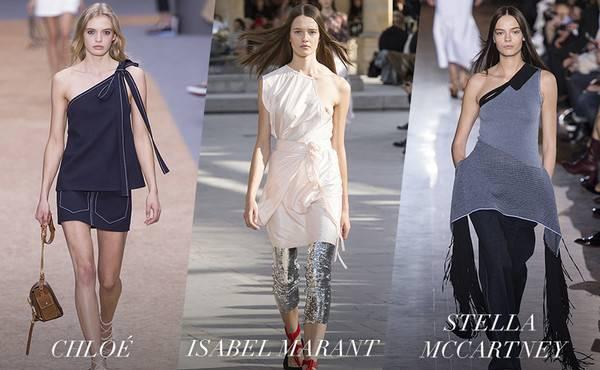 全部get 2016巴黎时装周最新流行趋势