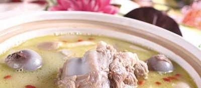 排骨汤有哪些营养价值和养生功效?