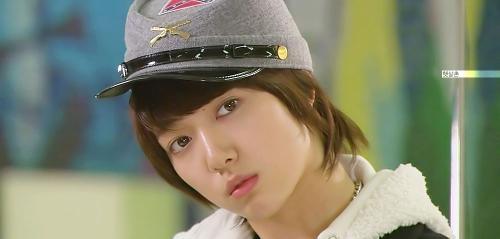韩版女生短发发型 《原来是美男》中高美男的发型(3)