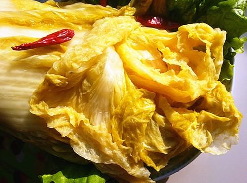 怎样泡制酸菜,有很多人都还不知道这些