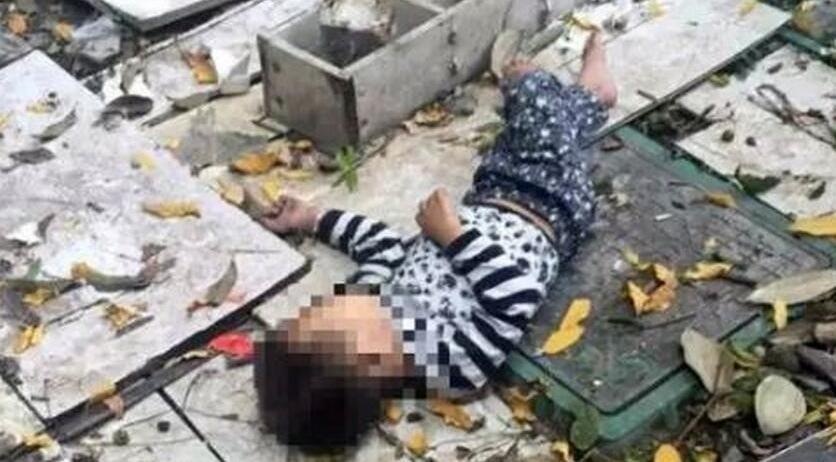 男童坠楼继母判死刑 恶毒后妈亲手把7岁继子推下