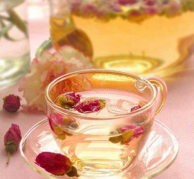 薄荷红茶组合 比较清凉能够提神