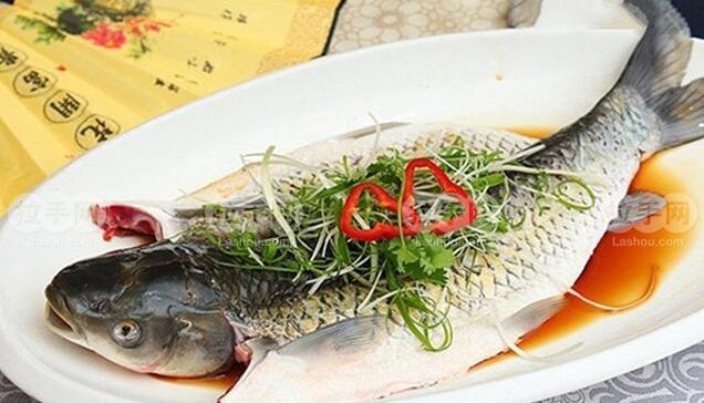 美味家常菜 正宗清蒸草鱼的做法与秘诀(2)