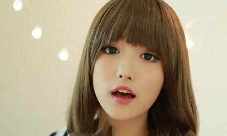 齐刘海会适合什么脸型的妹子呢?(2)