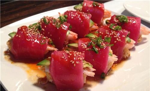 寿司怎么配比 金枪鱼寿司的做法