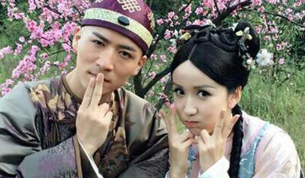 演员魏千翔结婚了吗 魏千翔娄艺潇结婚照流出闹哪样