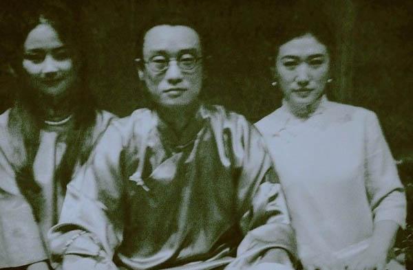 林徽因生命中的三个男人都有谁 看民国才女过往感情经历