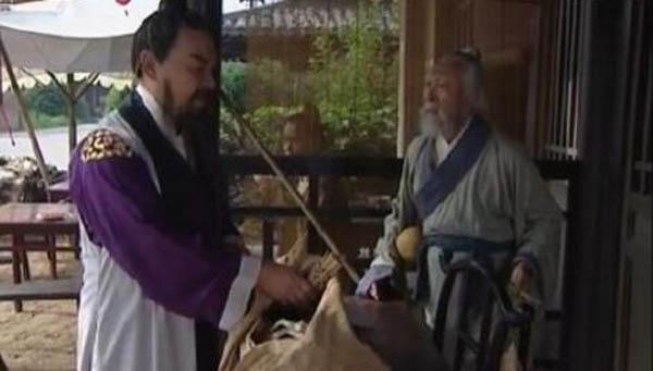 西游记算命先生袁守城是谁 泾河龙王就是被他逼死的