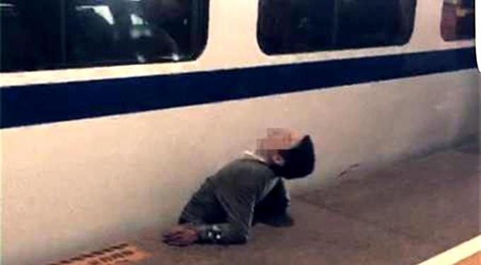 男子跳轨换站台被夹身亡 妹妹讨说法:不相信这