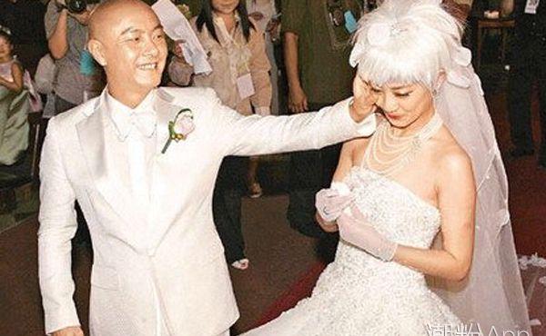 张卫健和张茜怎么认识的 男方歌曲成就良缘