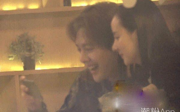 徐海乔承认程小蒙是女友了吗 被拍同行吃火锅但未说明关系