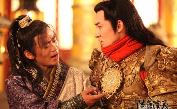 王宝强演李元霸是哪部电视剧 历史上真的有李元霸吗