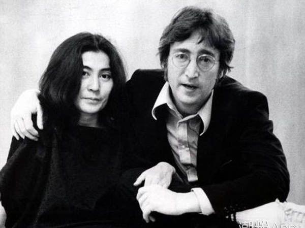 列侬和小野洋子的爱情故事 一段绝美的旷世之恋