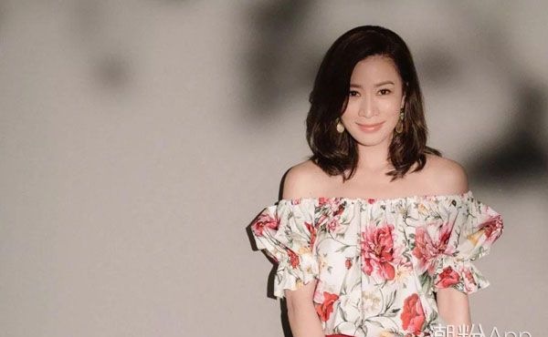 佘诗曼怎么读 揭秘她从港姐到TVB当家花旦的成名经历
