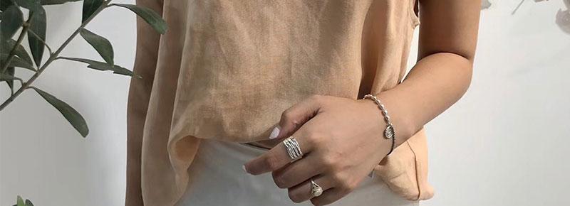 戒指的戴法口诀