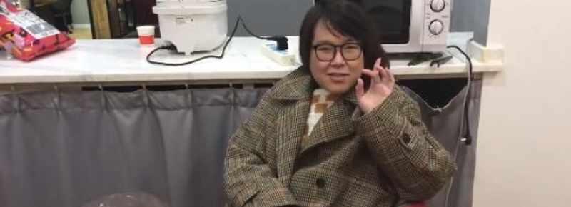 大胃王李杭泽是男是女