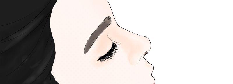 鼻子黑头是什么样的