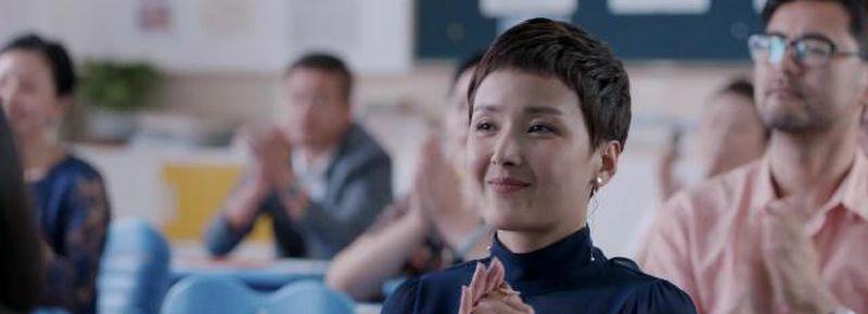 邓小琪的妈妈扮演者是谁
